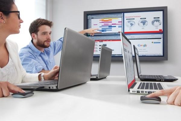La solution Barco ClickShare pour votre salle de réunion