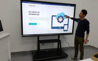 Les écrans interactifs : pour un enseignement de qualité