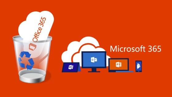 Office 365 devient Microsoft 365
